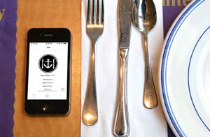 the US Naval Academy App Next-meal